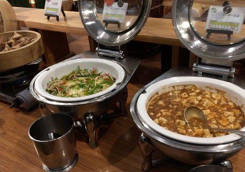 「ちまき」「チンジャオロース」「麻婆豆腐」