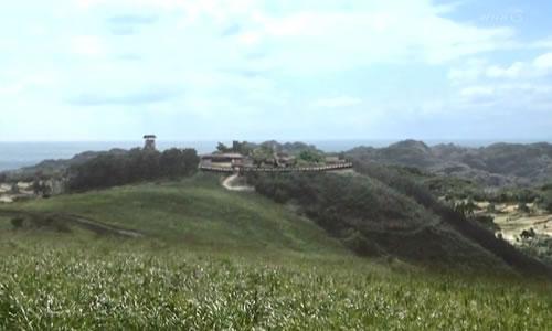 井伊谷城再現図