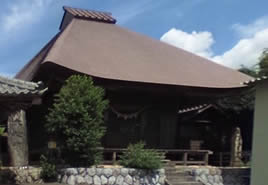 福満寺薬師堂