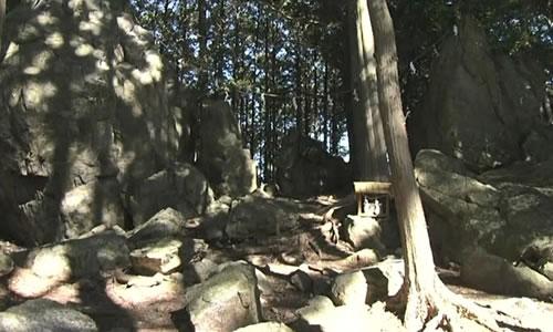天白磐座遺跡