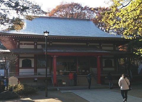 光泉寺本堂
