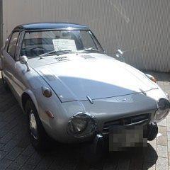 トヨタS800