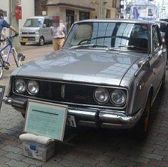 1968年式コロナ1600s