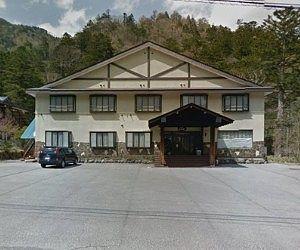 旅館白根荘外観