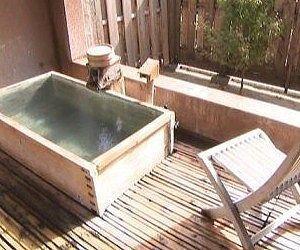 奥日光ゆの森客室露天風呂