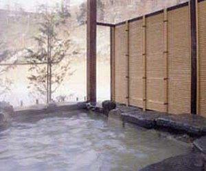 旅館越後屋露天風呂