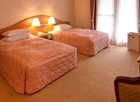 中禅寺金谷ホテル客室の様子