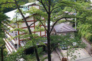 赤城温泉ホテル外観