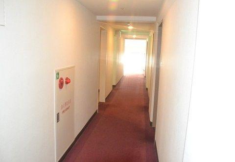 客室までの通路の様子