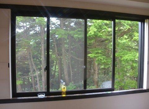 客室窓からの眺め1