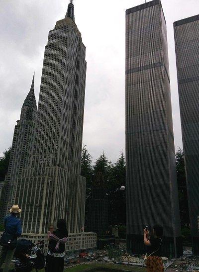 摩天楼のビル