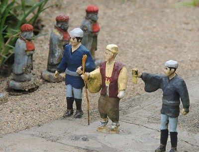 水戸黄門の人形