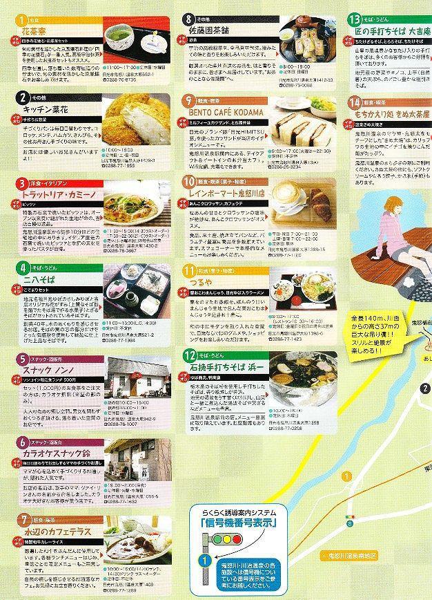 鬼怒川温泉グルメマップ1