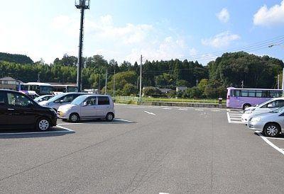 大谷公園駐車場