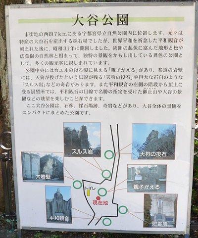 大谷公園マップ