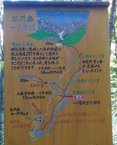 登山道ビューマップ