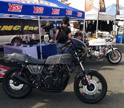カワサキの大型バイク