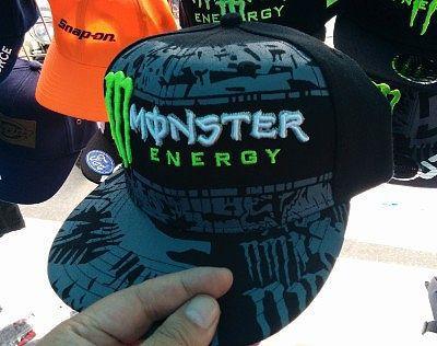 購入した帽子