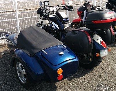 サイドカーバイク